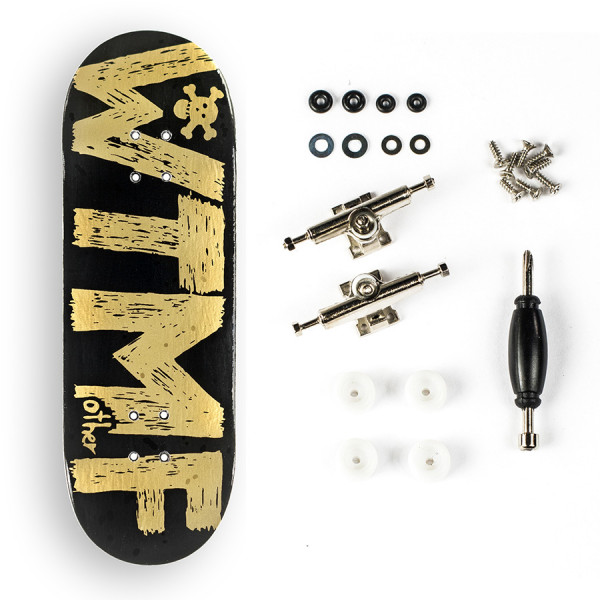 "Berlinwood ""World tightest Mother Finger"" inkl Bollie Set"
