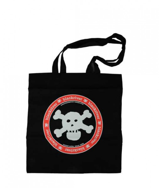 Blackriver Bag Classic Skull black
