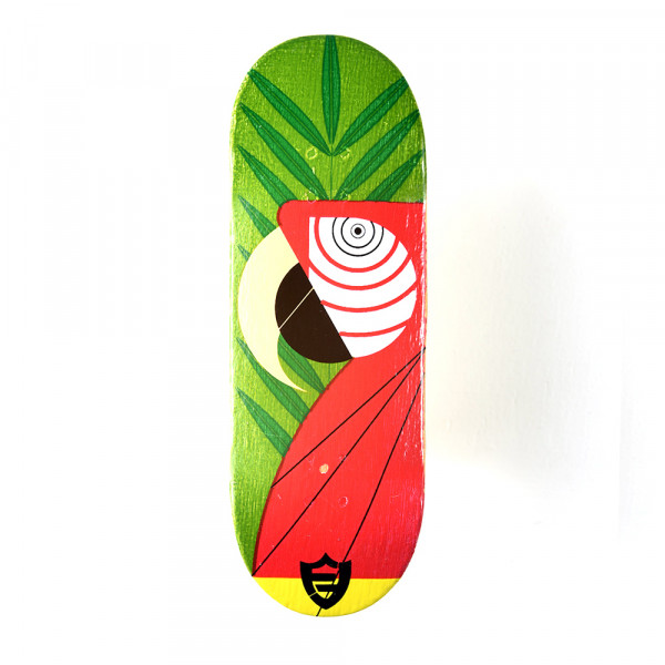 "BerlinWood ""Flat Face Parrot"""