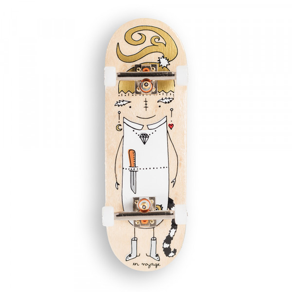 "Berlinwood classic 29mm ""EV - Huntress"" Set"