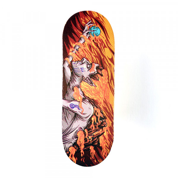 "BerlinWood ""Bastl Boards Fire"""
