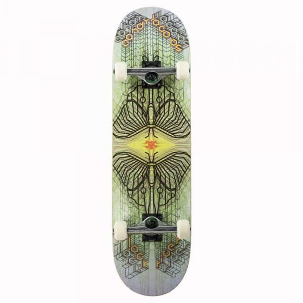 """Blackriver Complete Starter Skateboard """"Candy Psyfly"""""""