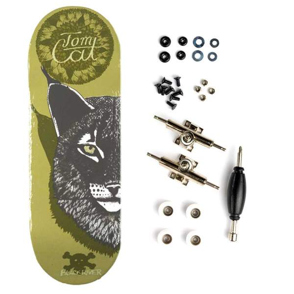 "Berlinwood ""Tomcat Pro"" inkl. Bollie Set"