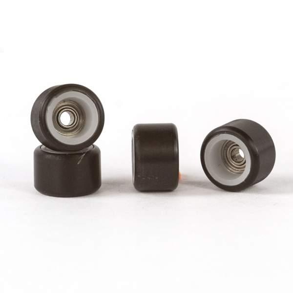 FlatFace Wheels Dual Durometer White/Black