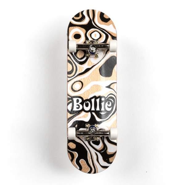 "Bollie Fingerboard ""Psychedelic"" nature Set"