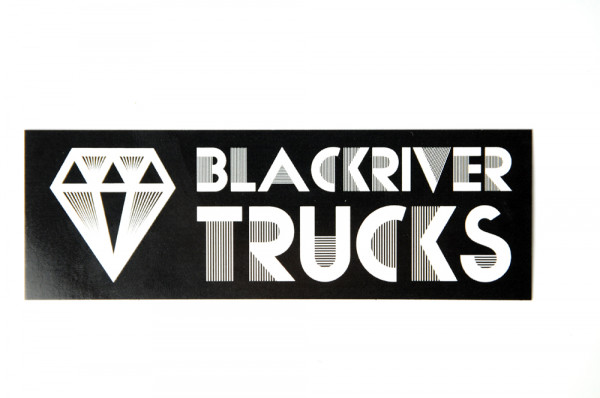 Blackriver Sticker 'Trucks'