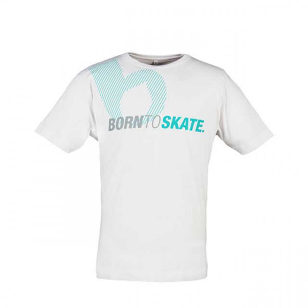 "Bleed T-Shirt ""Born to Skate"""