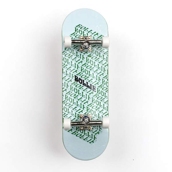 "Bollie Fingerboard ""Nine Set"" green Set"