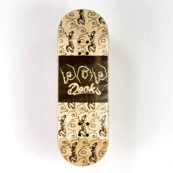 Pop Decks New Shape #4