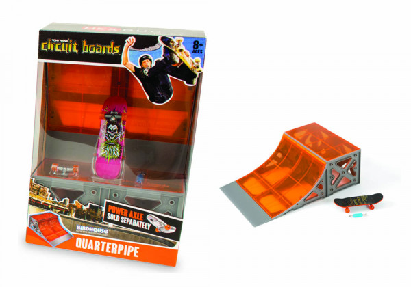 Circuit Boards Quarterpipe