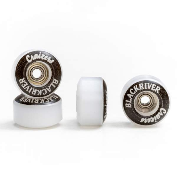 "Blackriver Wheels ""Cruizers"" white"