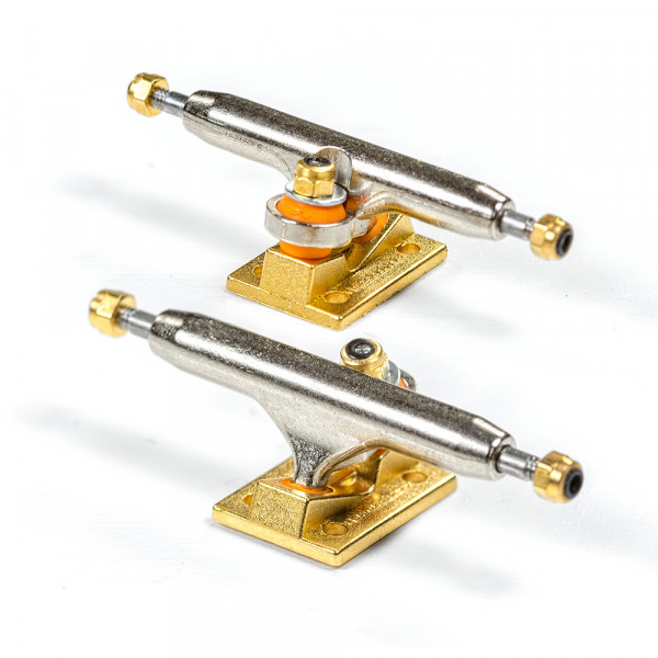 Blackriver Trucks Wide 2.0 silver/gold 32