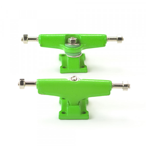Bollie Trucks color line green