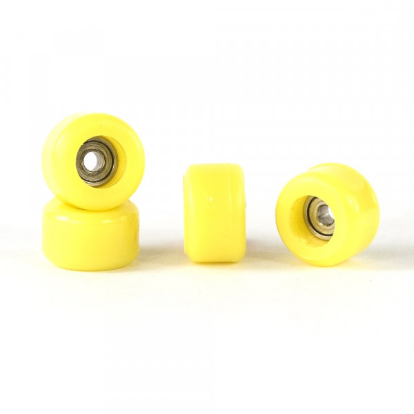 Bollie Bearing Wheels yellow