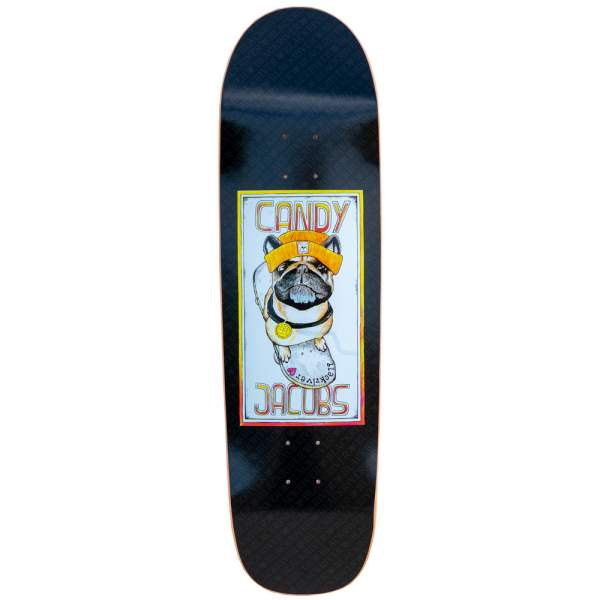 "Blackriver Skateboard ""Candy Dog 2020"" 8.7 Shape"