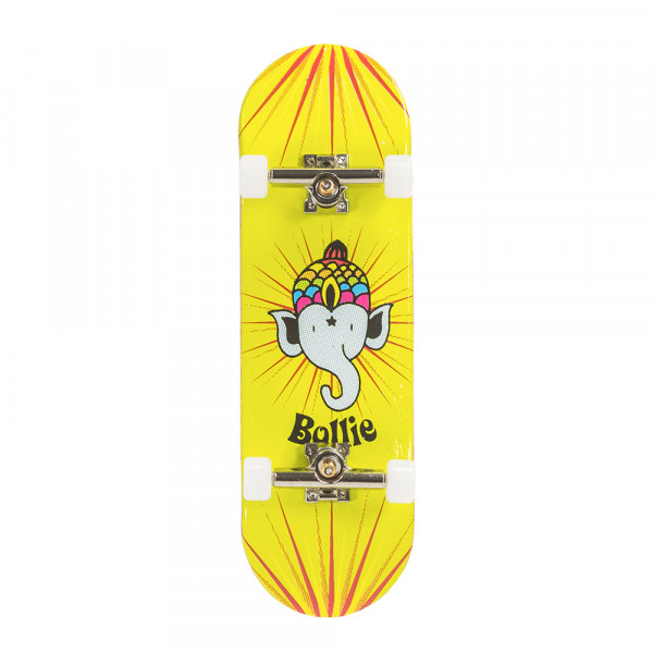 Bollie green Fingerboard Set
