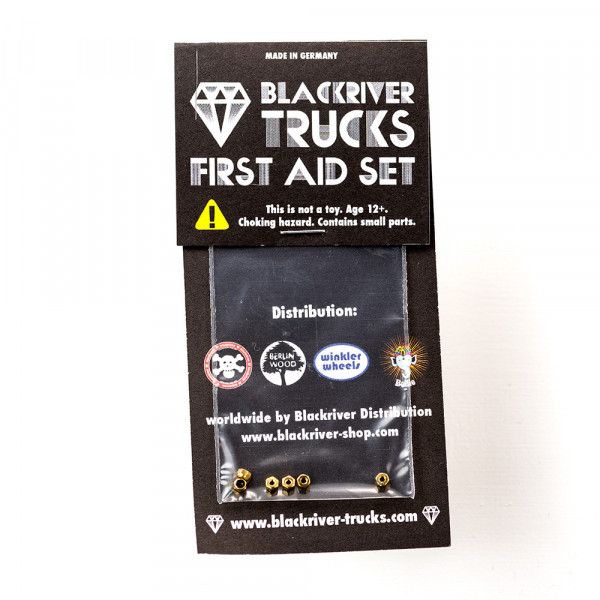 "Blackriver Trucks First Aid ""lock nut system"""