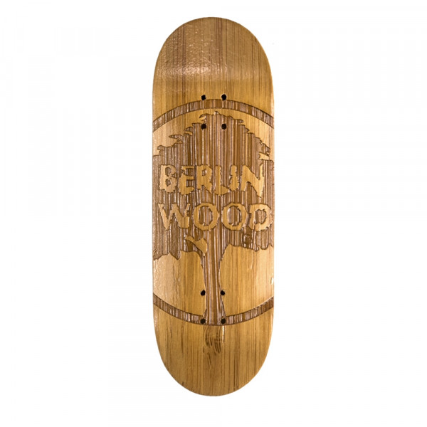 "BerlinWood Special Edition x-wide 33,3mm ""Bamboo"" dark"