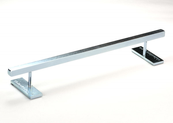 +blackriver-ramps+ Ironrail square low silver