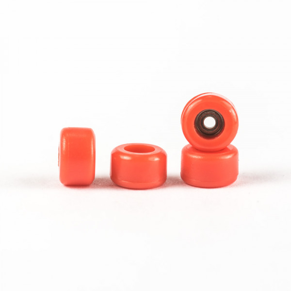 Bollie Bearing Wheels red