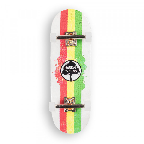 "Berlinwood classic 29mm ""BW Rasta Rally"" Set"