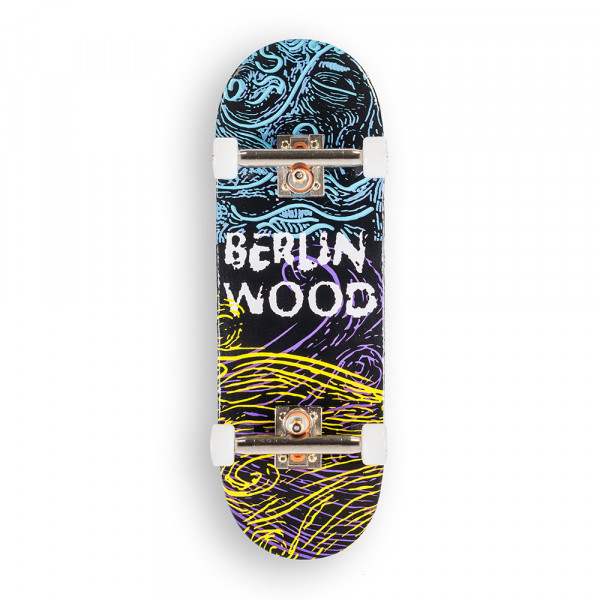 "Berlinwood classic 29mm ""Gene BW Pattern"" Set"