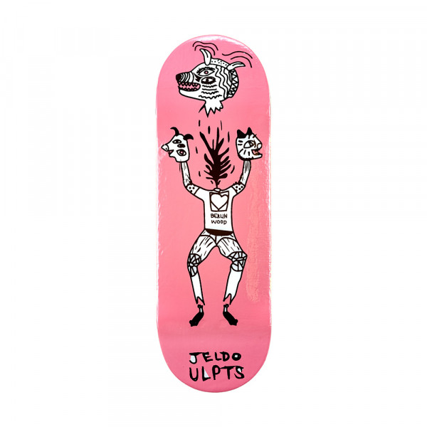 "BerlinWood ""Jeldo Ulpts Pro"""