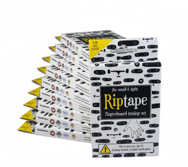 Riptape Fingerboard Tuning Set 10-Pack Catchy
