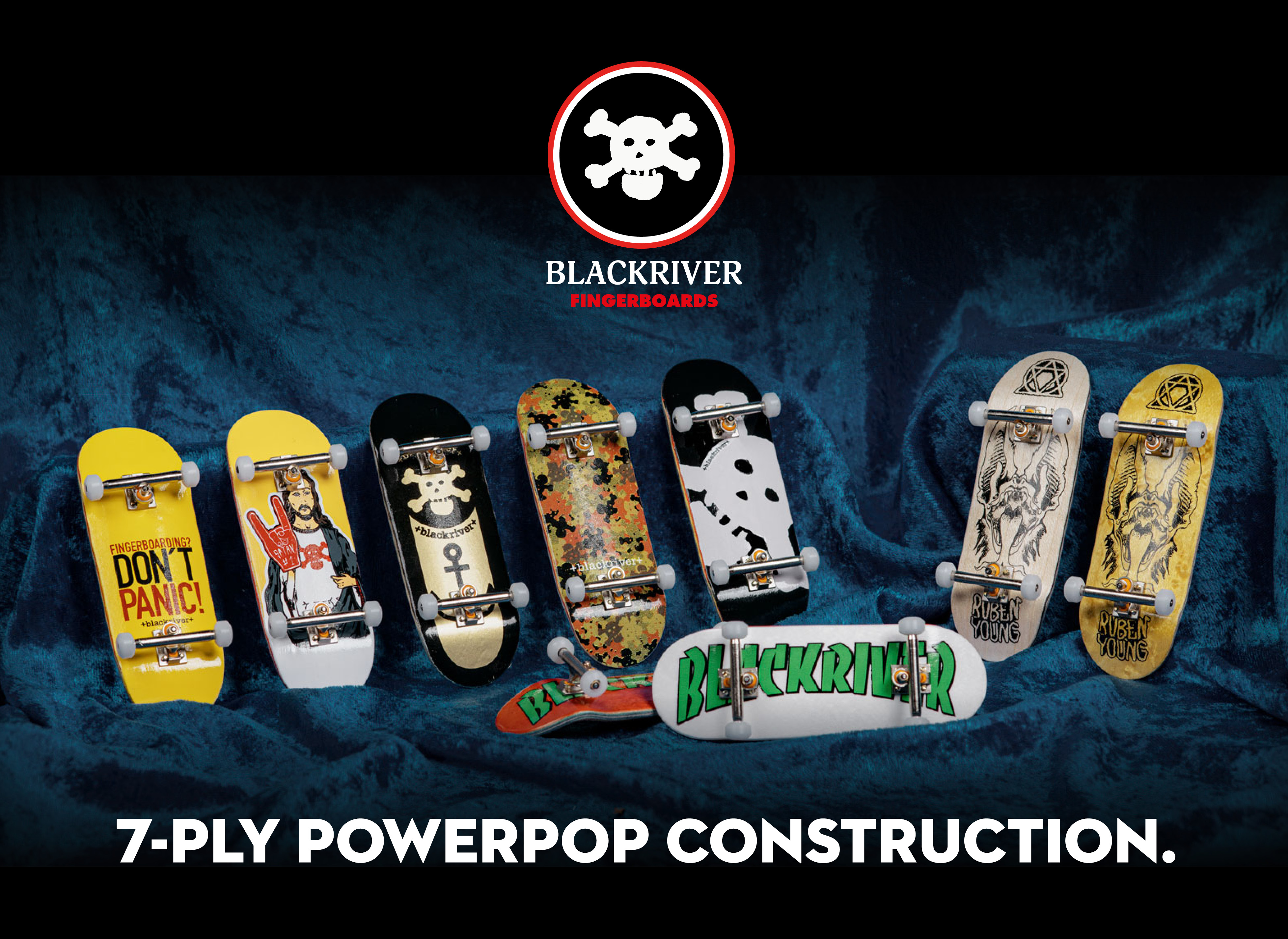 Blackriver Fingerboards
