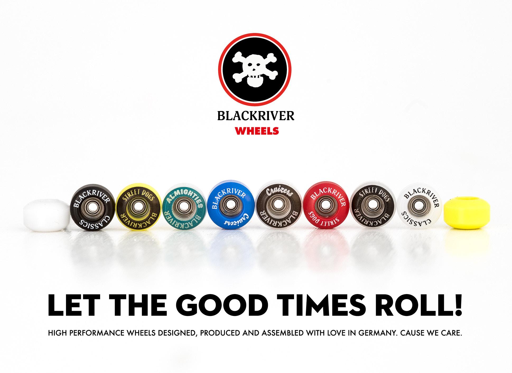 Et voilà: Blackriver Wheels!