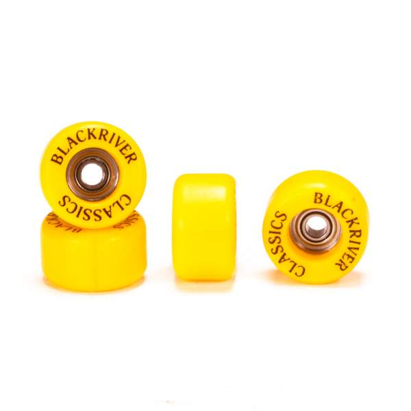 "Blackriver Wheels ""Classics"" sunflower yellow"