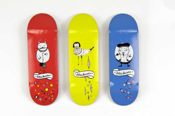"BerlinWood 3 for 2 ""BR Family"" wide Shape 32mm"