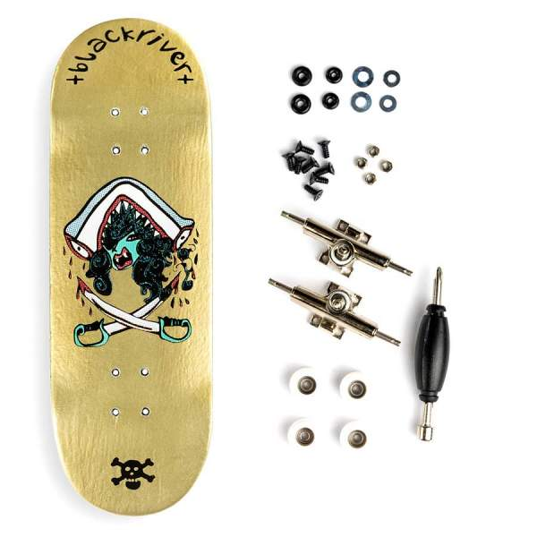 "Berlinwood ""Rae - hammerhead"" inkl. Bollie Set"