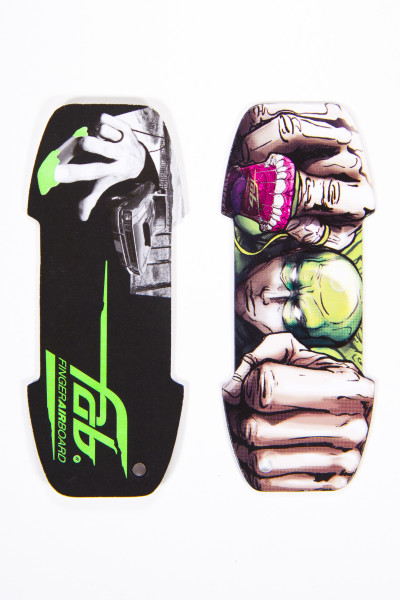 FAB FingerAirBoard flat Shape Hero