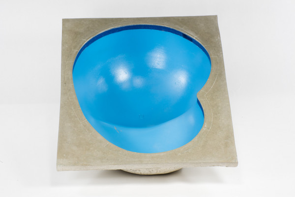 "Crazyleg ""Bowl"" Conrete blue"