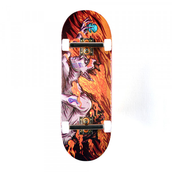 "Berlinwood ""Bastl Boards Fire"" Set"