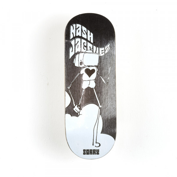 Sorry Fingerboards 3 Nash Pro Shape Pops