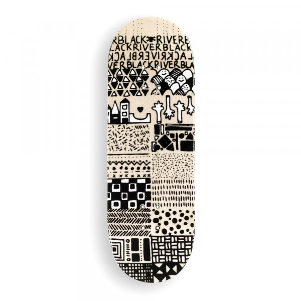 "BerlinWood ""BR En Voyage"" Mini Pattern"