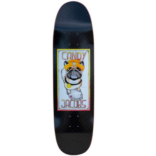 "Blackriver Skateboard ""Candy Dog 2020"" 8.5 Football Shape"