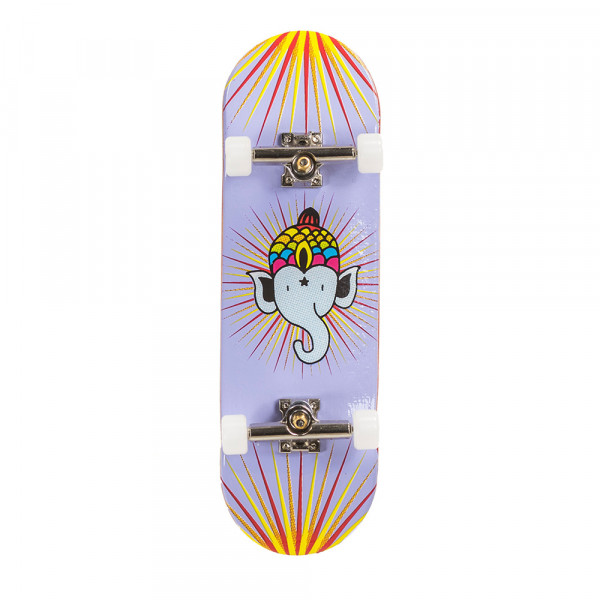 Bollie purple Fingerboard Set