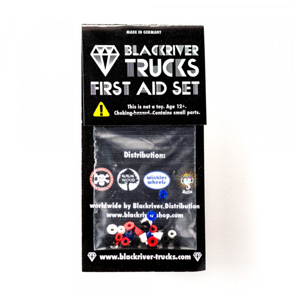 Blackriver Trucks First Aid Bushings Ultimate Pack