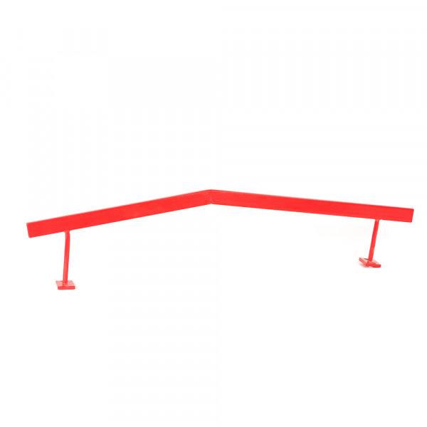 +blackriver-ramps+ DIY Kinkrail XL red