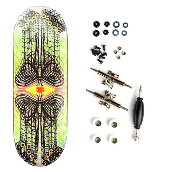 "BerlinWood Promodel ""Candy Psyfly"" incl. Bollie Setup"