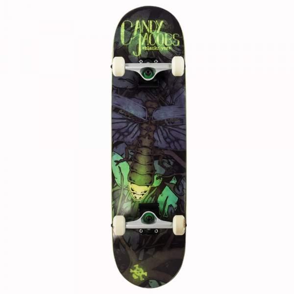 """Blackriver Complete Pro Skateboard """"Candy Firefly"""""""
