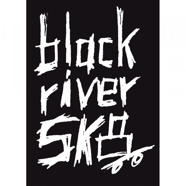 +blackriver-ramps+ Sticker 'Blackriver sk8'