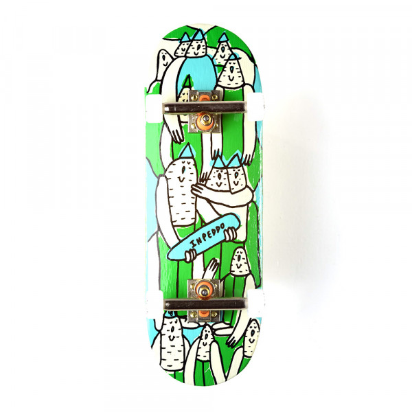 "Berlinwood classic 29mm ""Inpeddo Lousy Lucas"" Set"