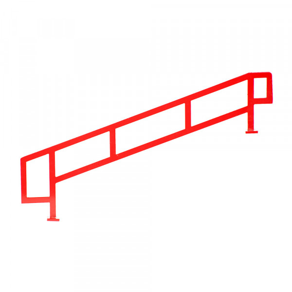 +blackriver-ramps+ DIY Handrail XL square red