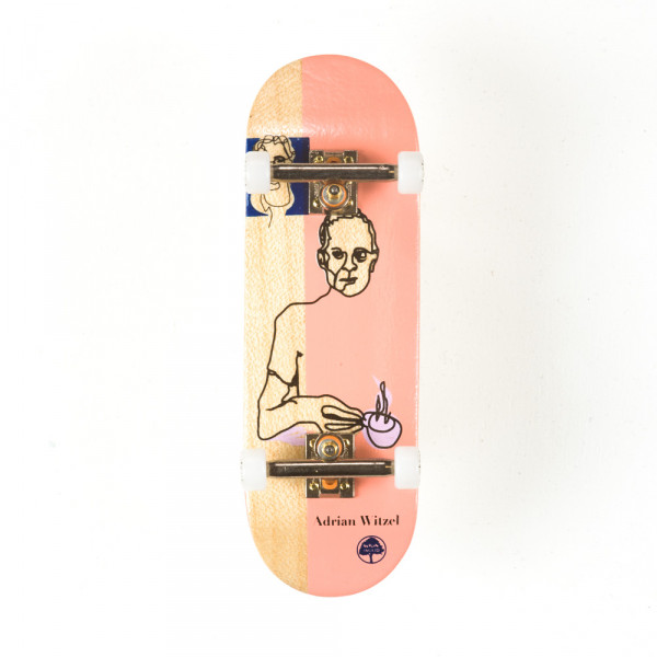 "Berlinwood classic 29mm ""Adrian Witzel Pro"" Set"