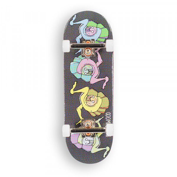 "Berlinwood classic 29mm ""Flat Face Jay Linehan""Set"