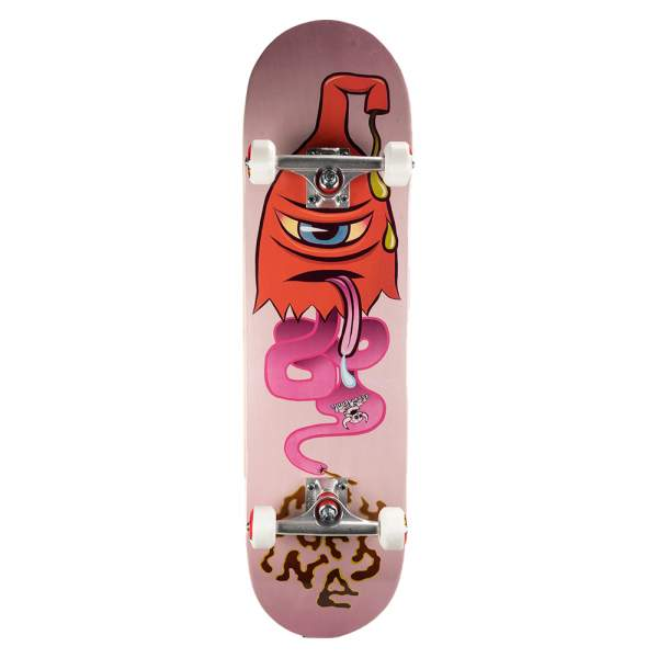 "Toy Machine Complete Starter Skateboard ""Spit"" 8.125"